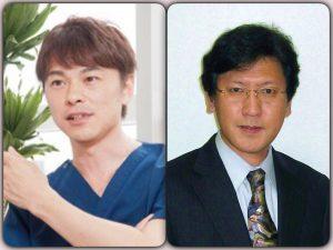 濱野先生(左)・前田先生(右)