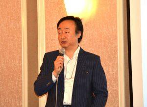 岡田理事長