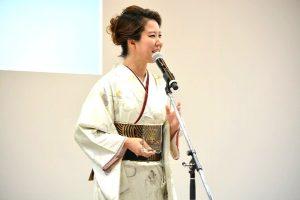 写真:デザイン部門賞・マネージャー部門賞をダブル受賞した、『アマン東京 アマン・スパ』 清野 志さん