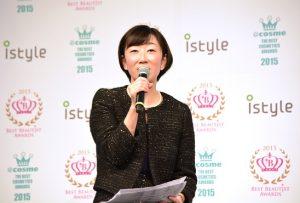 アイスタイル取締役 山田メユミさん