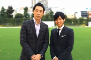 (左)株式会社グラツィア 代表取締役 南代鮎