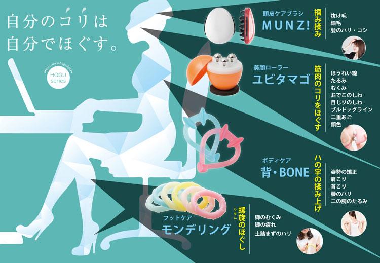 MOGUシリーズ